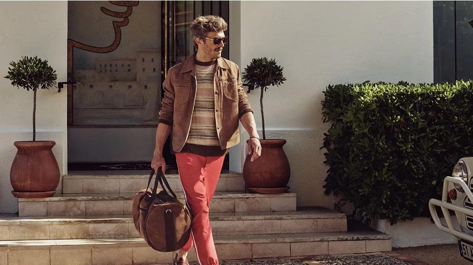 мужской стиль одежды 1970-х годов