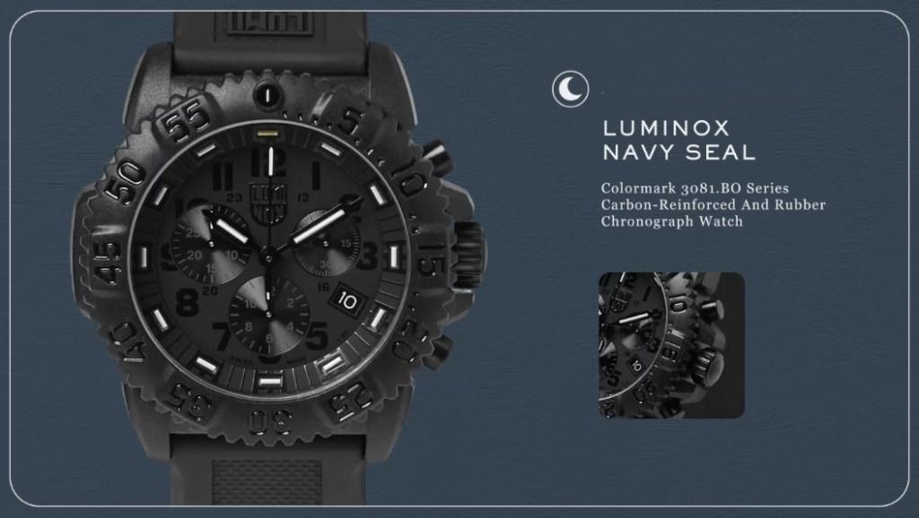 часы для плавания в море