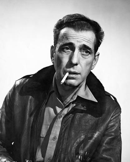 Актер Хамфри Богарт