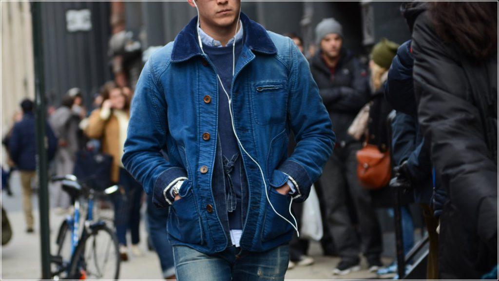 рабочий стиль одежды