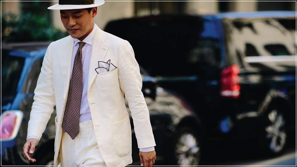 сочетание цветов в мужской одежде
