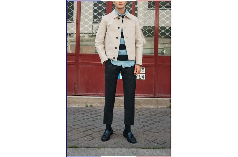 французские популярные модные бренды одежды