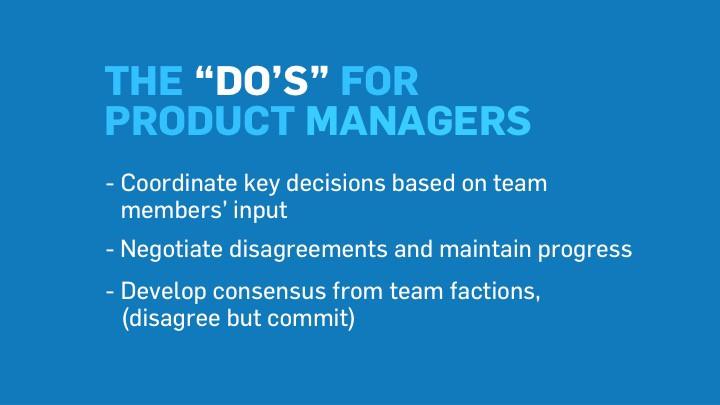 задачи продакт менеджера
