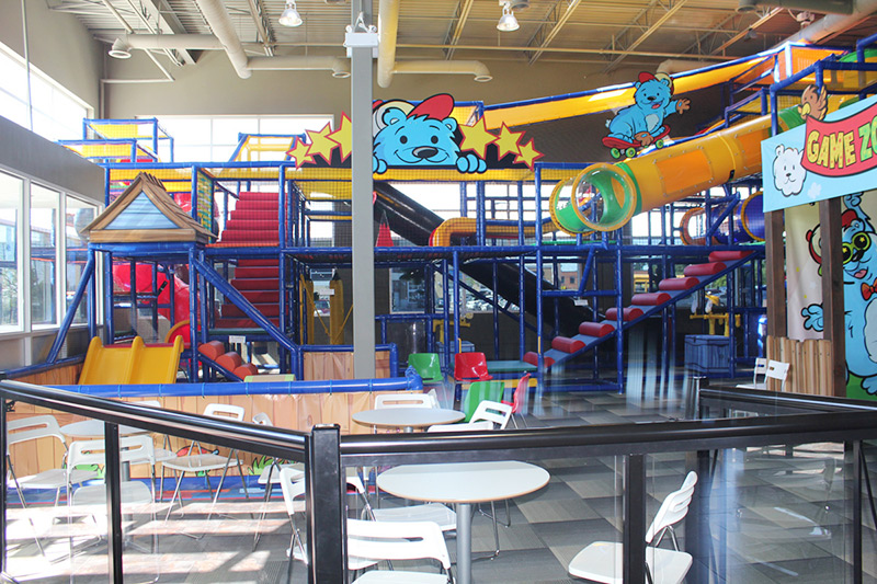 Indoor Playlands  Party Centres in Brampton