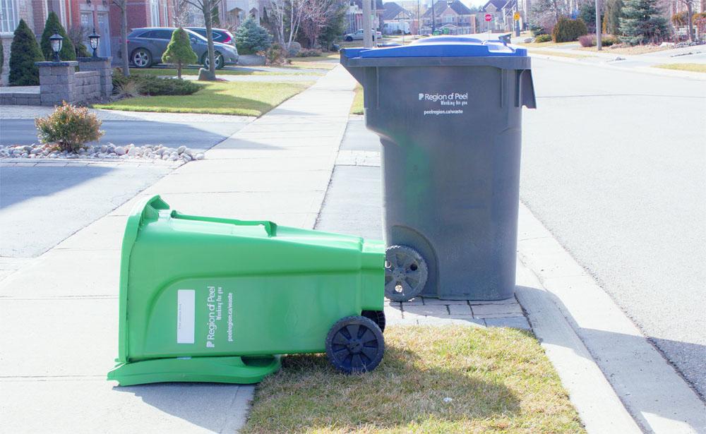 Free Trash Cart Exchange In April Brampton Focus