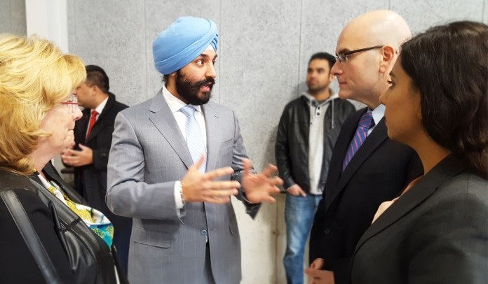 Minister of Everything Announces $32.4M for Brampton ...