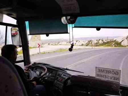 Goreme Nevsehir Bus