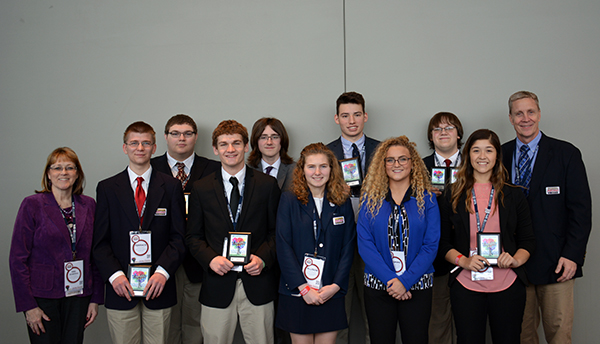 National BPA Qualifiers