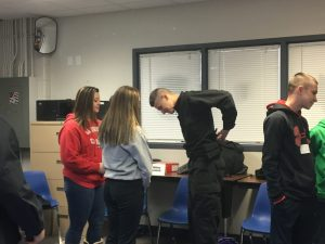 8th Grade Visits - Criminal Justice