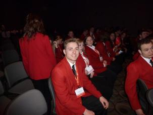 Skills USA State Competition