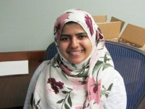 OJT Spotlight: Yasmeen Alsuraimi