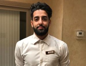 OJT Spotlight: Mohsen Saleh
