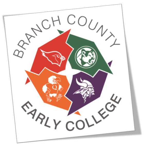 Branch County Early College Logo