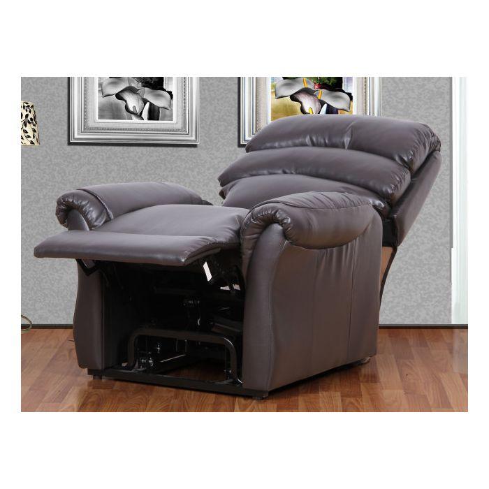 fauteuil leve personne primo element c dark brown
