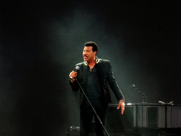 Lionel Richie Hello Meme Red Hair Year Of Clean Water