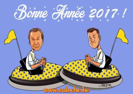 © Les Frères Taloche et Pad'R