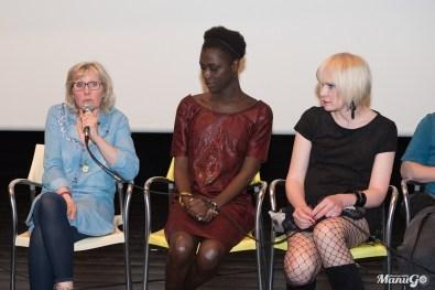 Gabrielle ou le saut de l'ange : projection et débat @ Centre Culturel Jacques Franck - 17/05/2017