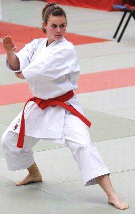 Jurus Karate Sabuk Hitam : jurus, karate, sabuk, hitam, Karate, Branch, World