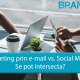 Marketing prin email vs marketing prin social media