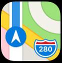 iPhone・Apple Watch:マップアプリの経路案内の使い方を紹介します