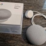 Google Home Miniは買って絶対損しないスマートスピーカーです!
