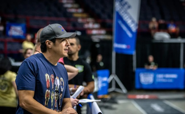 This Man Has Programmed Every Event Of The Crossfit Games