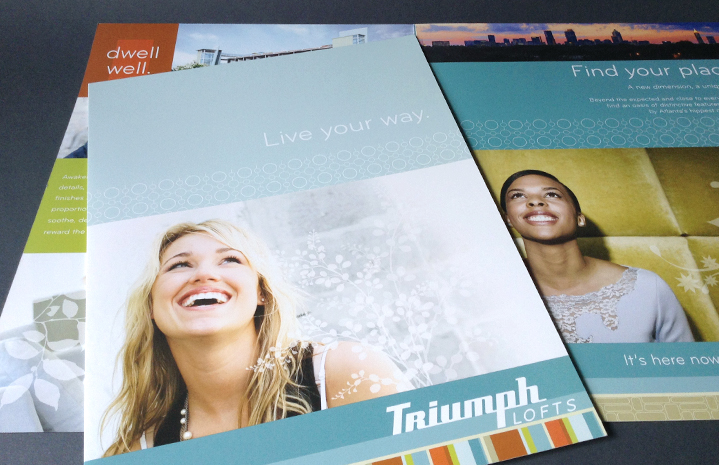 Triumph Lofts Brochure