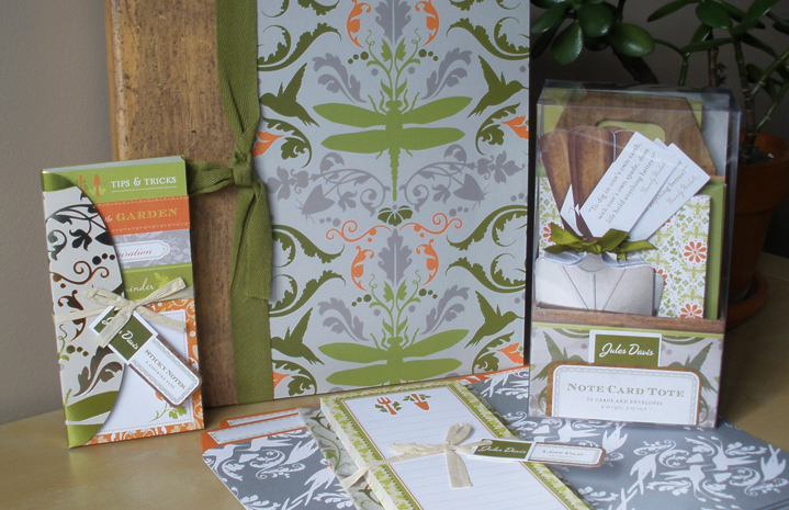 Garden of Delights Gift Collection for Anna Griffin