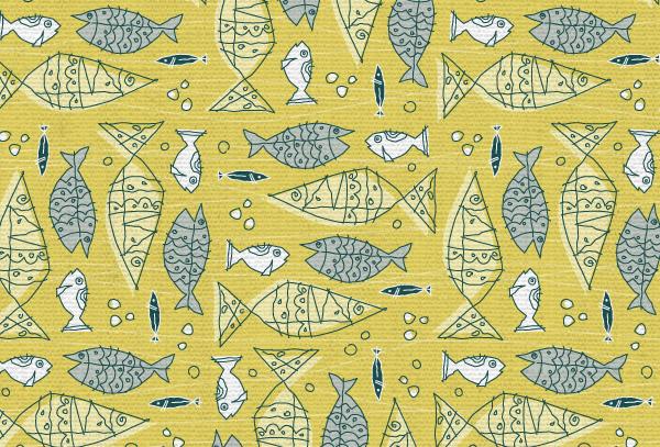 Something's Fishy Pattern
