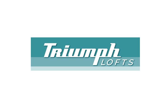 Triumph Lofts logo