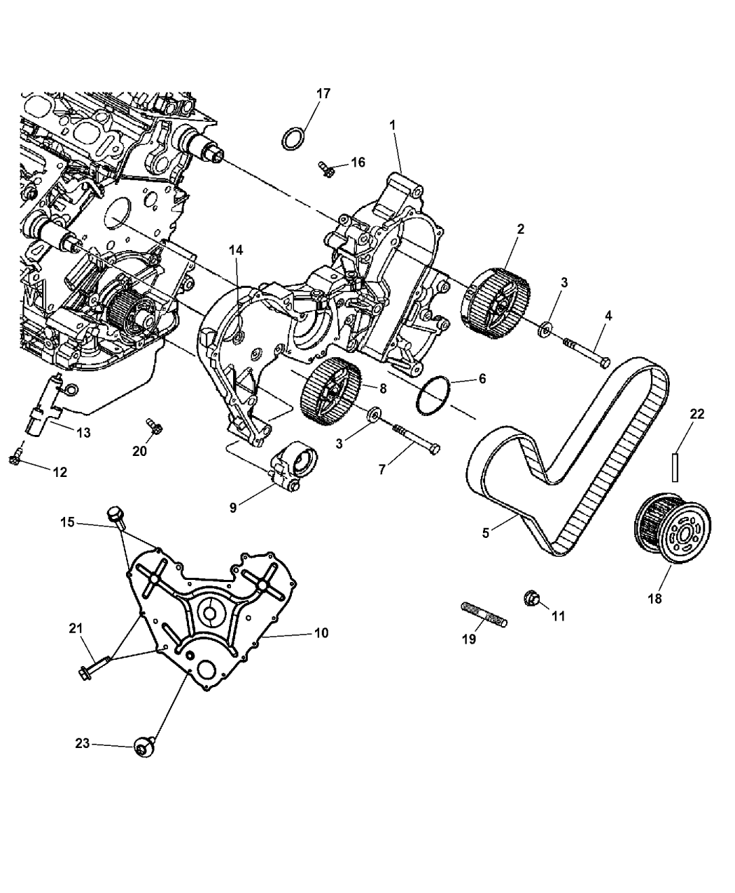 The Purpose Of The Timing Chain Guides Is