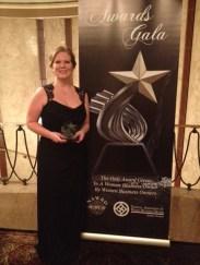 At Nawbo awards