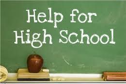 help for high school