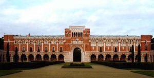 Rice University Lovett Hall