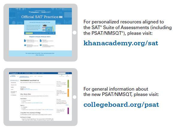 psat resources