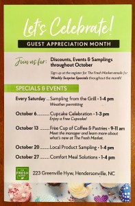 Guest Appreciation Month