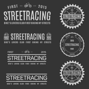 Combing Street and Racing to Create Name