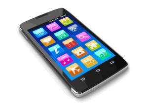 Smartphone to promote brand
