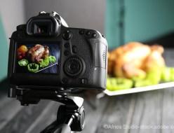 簡単美味しい料理写真撮影