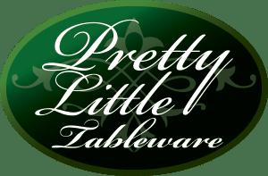 プリティリトルテーブルウェア ロゴデザイン