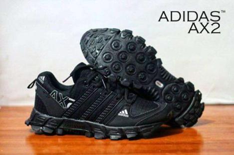 BA0012 Black Adidas AX2 - Rp. 260000