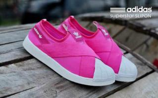 BA0187 Adidas Superstar Slip On Women 2 - Rp. 190000