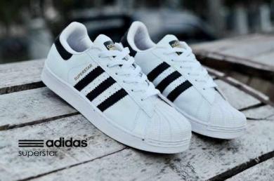 BA0195 Adidas Superstar Low for Women #7 - Rp. 190000
