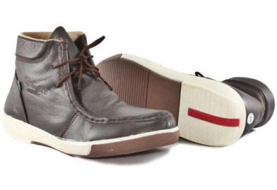 BK0090 Brown Kickers Soldado Leather Rp. 220000