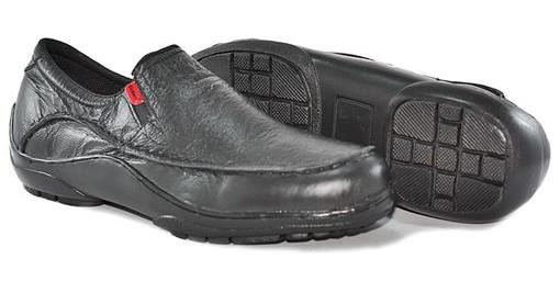 BK0108 Black Kickers Slip On Kulit - Rp. 210000