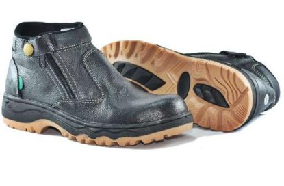 BK0270 Black Kickers Bison Boots - Rp. 210000
