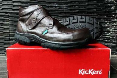 BK0369 Brown Kickers Safety Boot Phantom - Rp. 220000