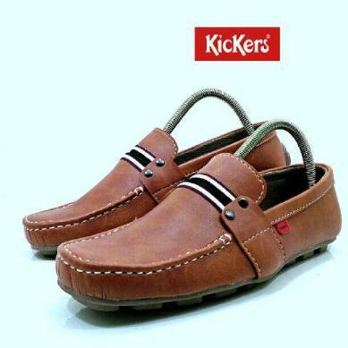 BK0412 Tan Kickers WB - Rp. 160000