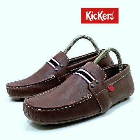 BK0413 Brown Kickers WB - Rp. 160000
