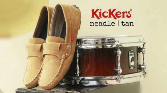 BK0431 Tan Kickers Neadle - Rp. 170000
